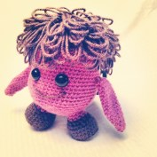 Crochet monster pattern free