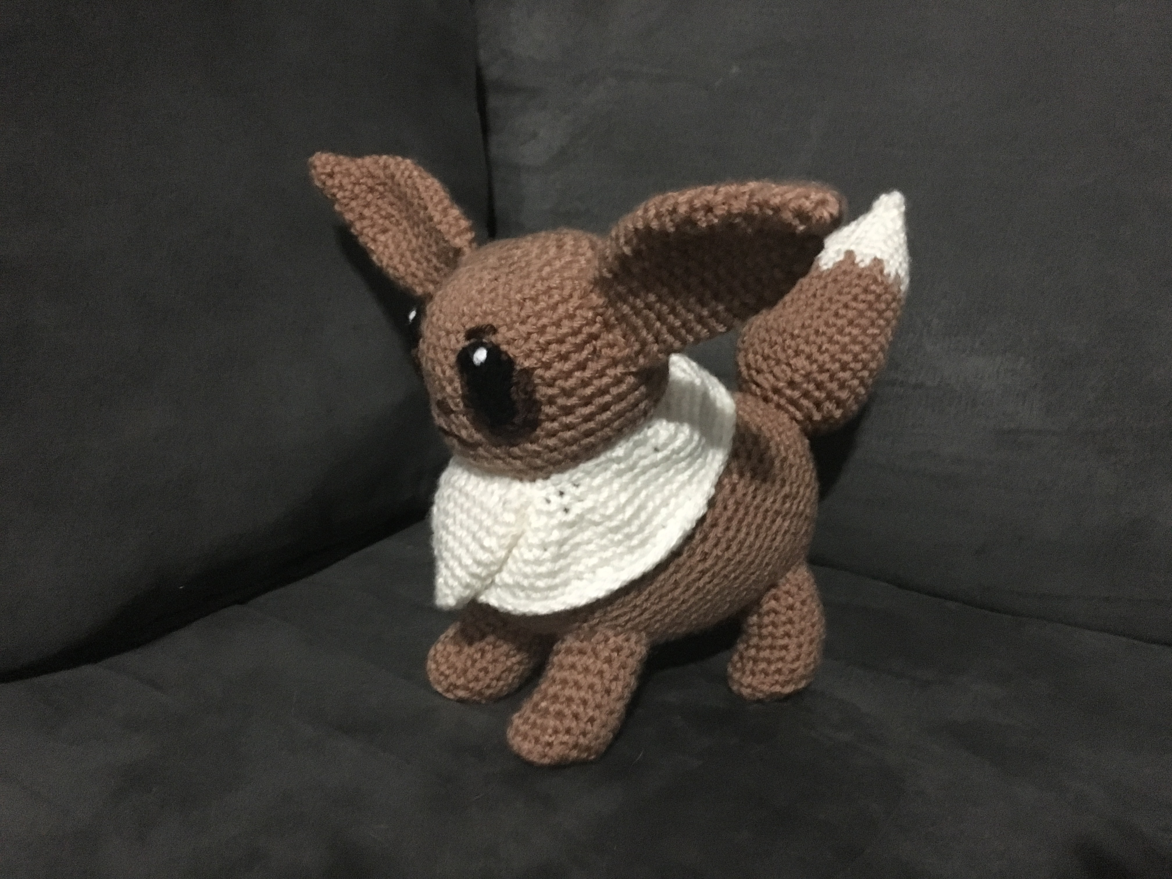 Eevee  with modifications
