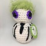 Drunken Aunt Wendy Crocheted Beetlejuice pattern