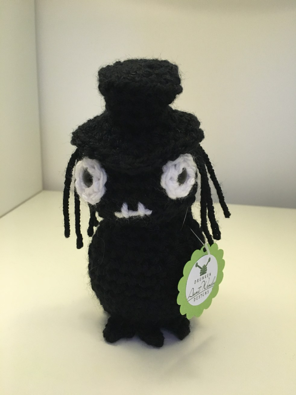 Crochet Babadook Pattern
