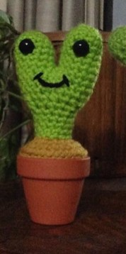 Crocheted Cactus Pattern