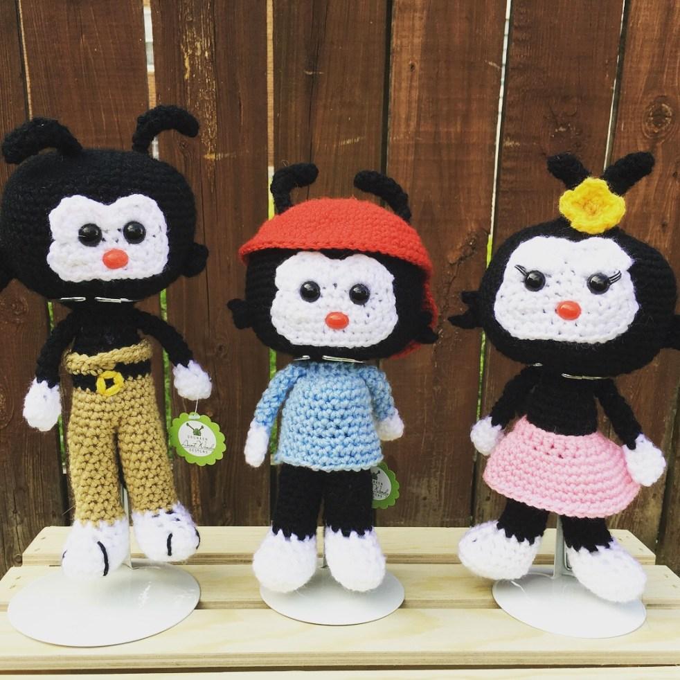 Animaniac crochet