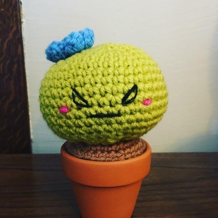 Crochet Cactus Pattern