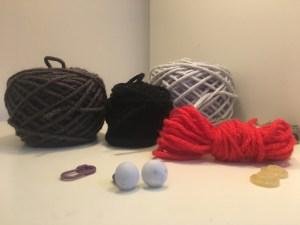 Crochet kit for Nosferatu
