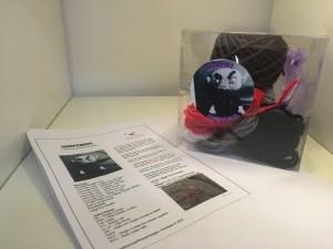 Crochet kit Nosferatu