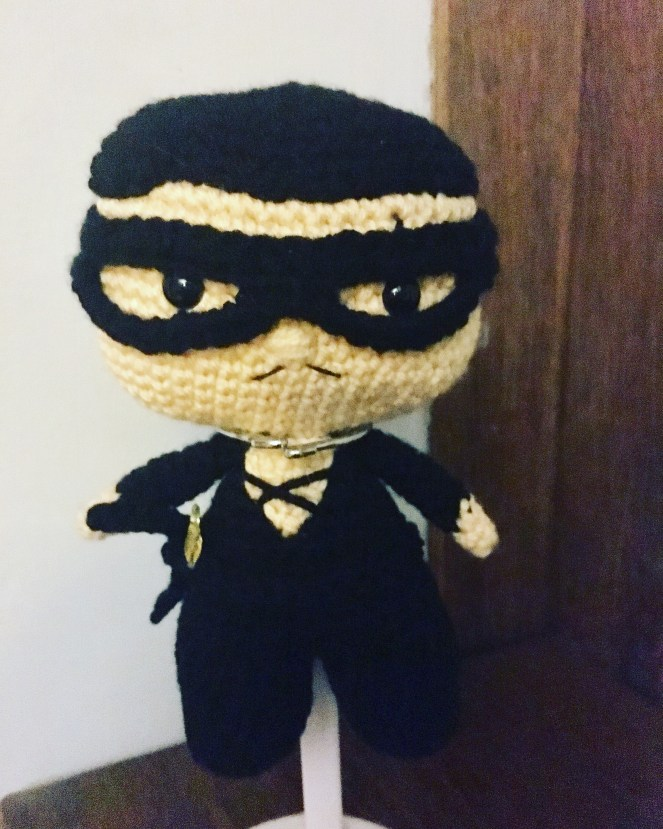 Westley Crochet Pattern