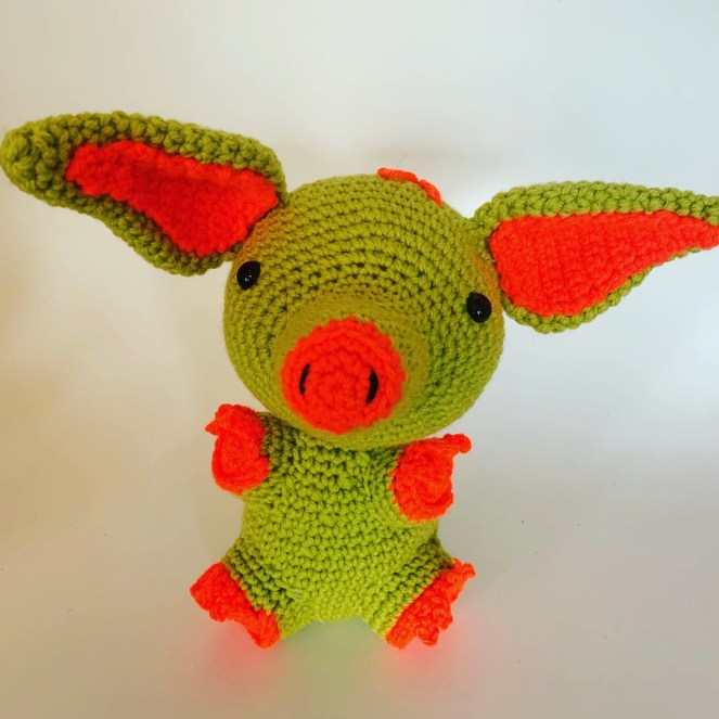 Crochet Aardvark Pattern