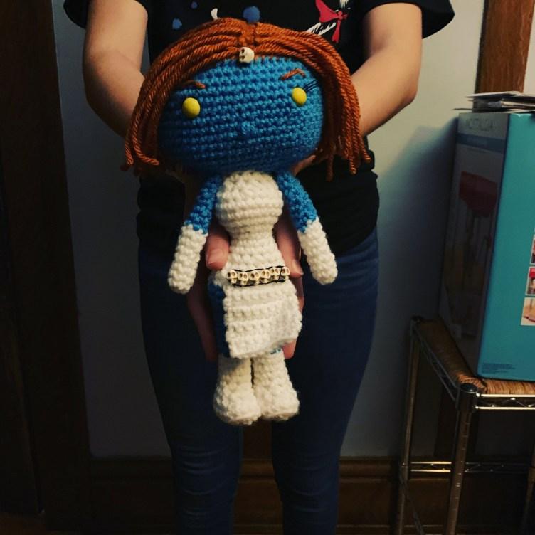 Crochet Pattern Mystique