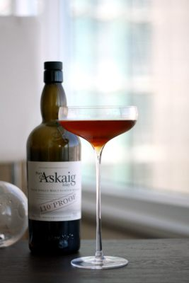 Drunk Uncle Islay Cocktail