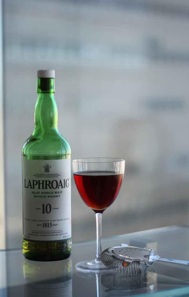 Laphroaigroni