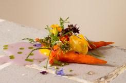 Bild Gang Karotte & Co von Emile van der Staak für Steinbeisser's Experimentelle Gastronomie in Amsterdam 2014