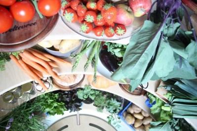 Groundfridge by Weltevree - Gemüse