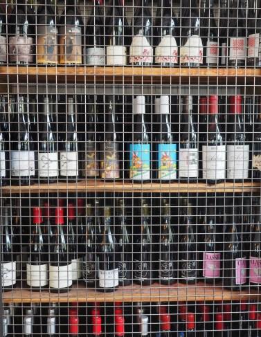 Wild Things Winebar - Weine so wild, dass sie hinter Gitter müssen