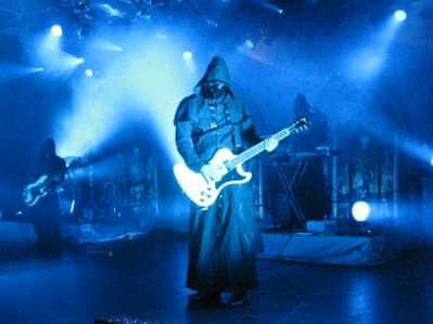 Ghost live at the Commodore