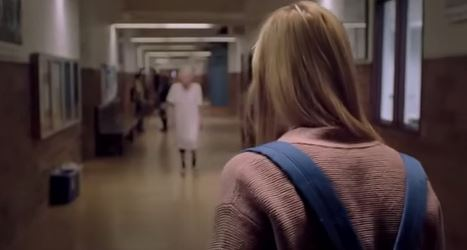 This movie makes a slow moving elderly patient scary. What else needs said?