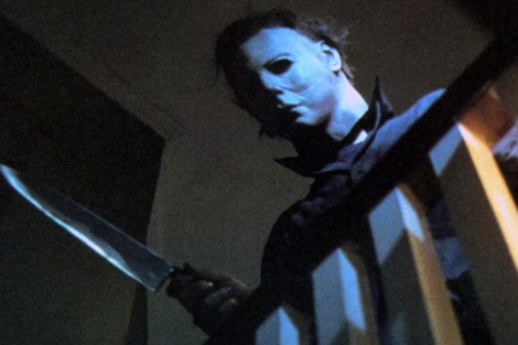 Halloween (1978) Directed by John Carpenter Shown: Tony Moran (as Michael Myers)