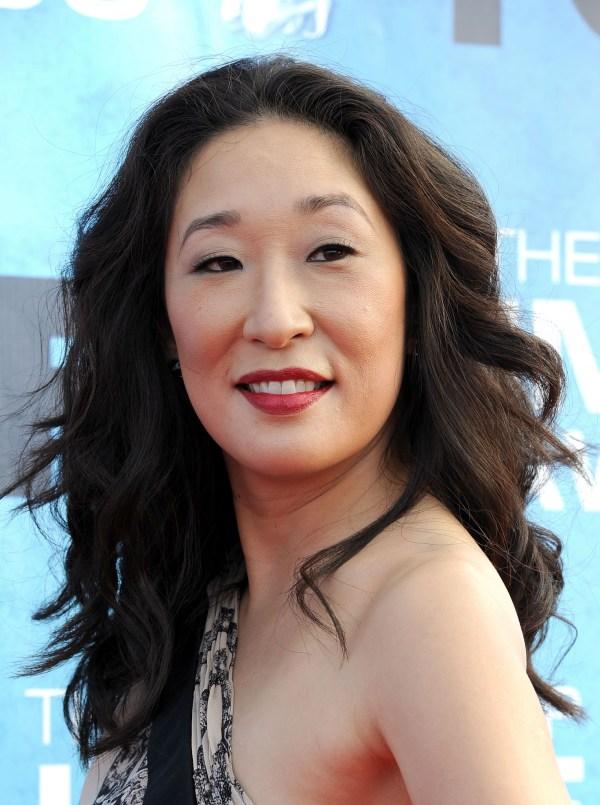Sandra Oh Actress