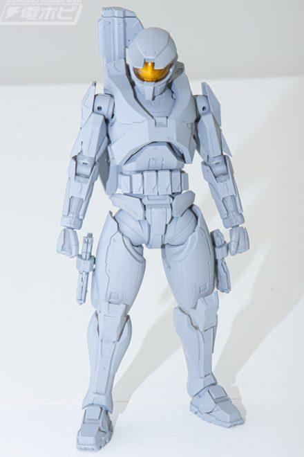 1000 Toys Prototype 1 12 Master Chief Figure On Exhibit Drunkwooky Com