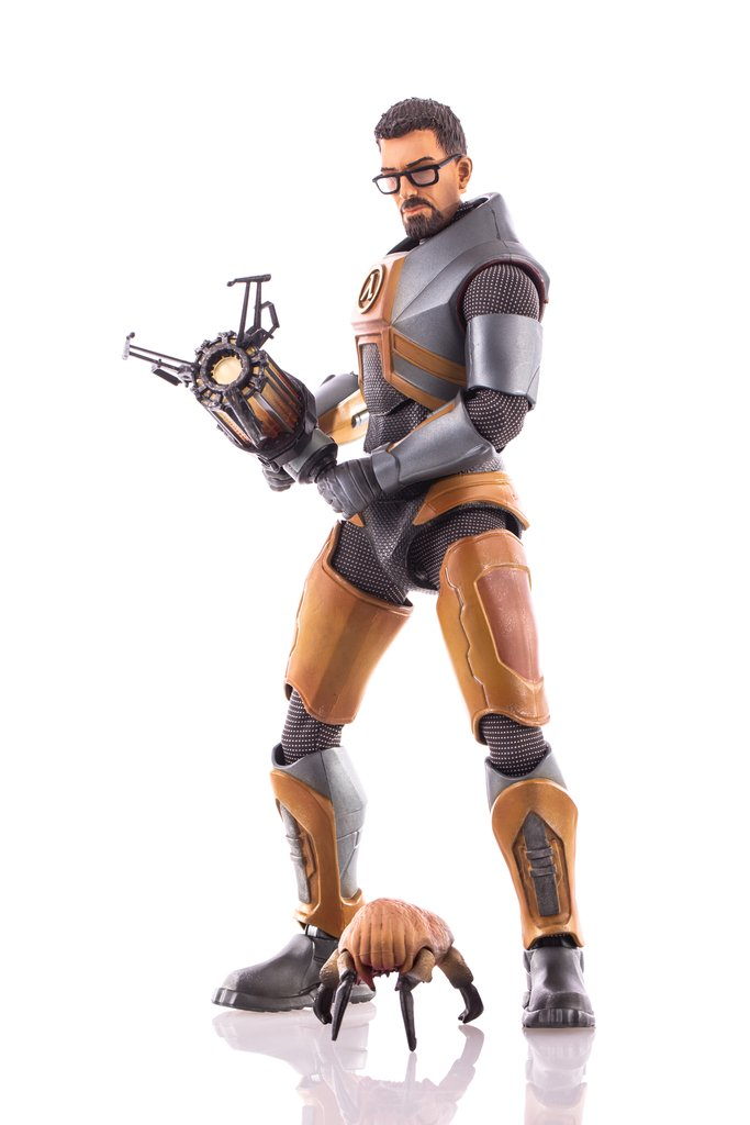 Mondo Announce 1 6 Scale Half Life 2 Gordon Freeman Figure