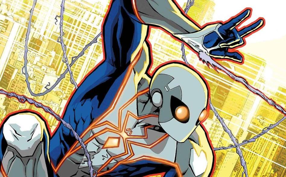 Amazing Spider-Man #55 LR *PaT GLeaSoN SiGNeD ViRGiN VaRiaNT* PRESALE 12//30 NM