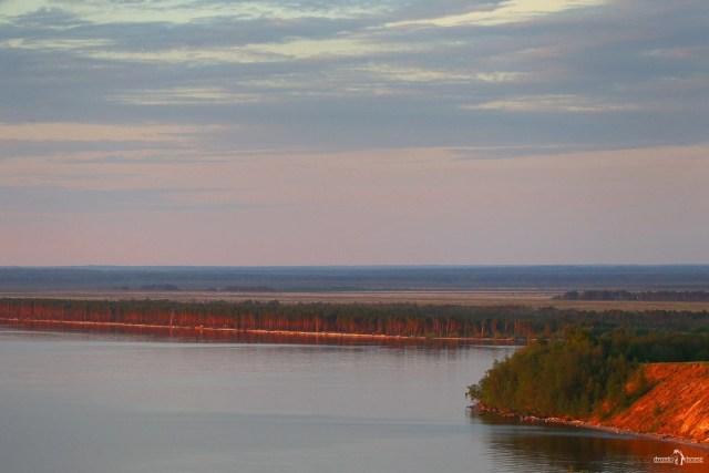 Андома-гора. Онежское озеро