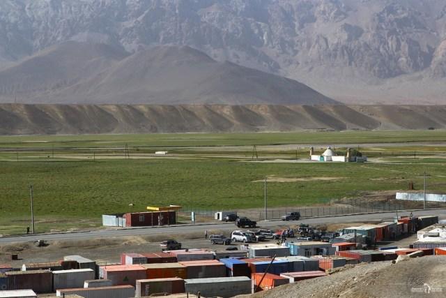 Мургаб. Памирский тракт