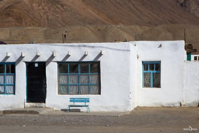 Мургаб. Таджикистан. Памирский тракт