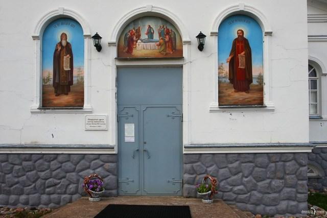 «Пещерный» храм в честь святых Киево-Печерской Лавры