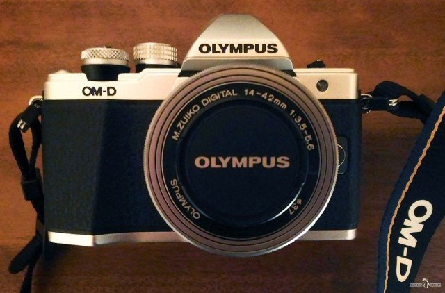 Olimpus OM-D