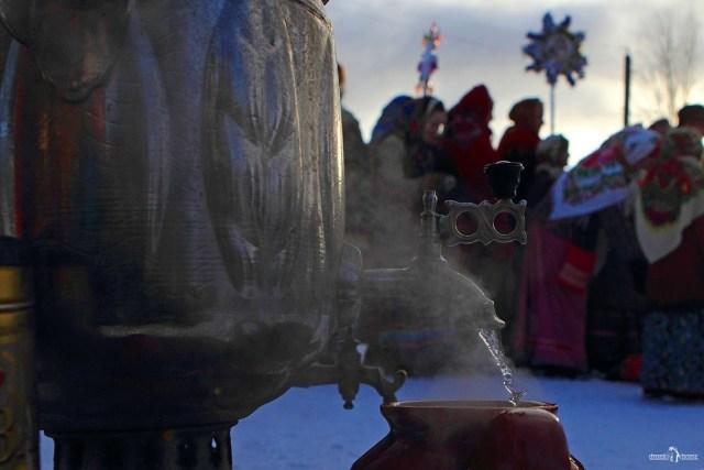 Святки. Русский традиционный праздник. Репортаж