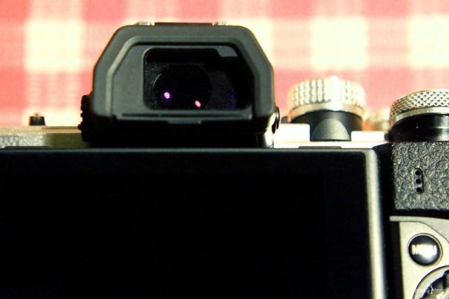 Видоискатель беззеркального фотоаппарата