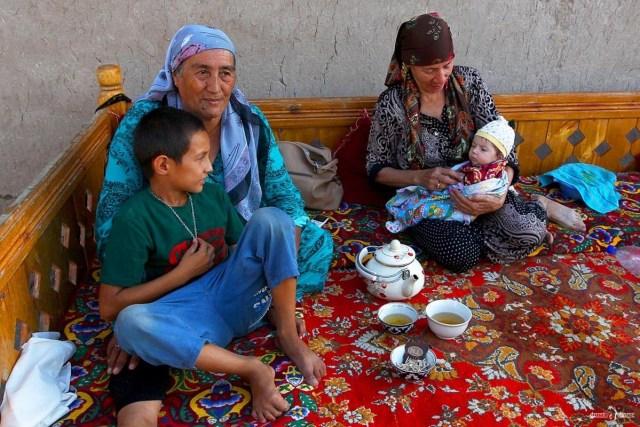 Махалля в Средней Азии