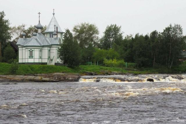О городе Беломорск