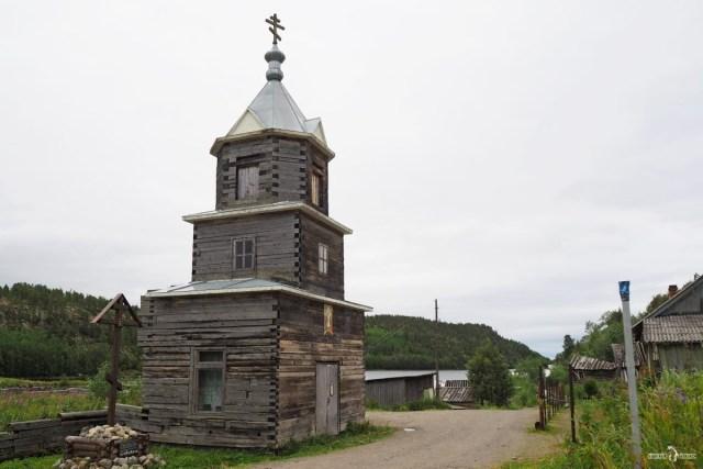 Храм Воскресения Христова. Умба