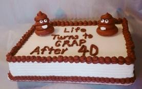 1/4 sheet- life turns to crap