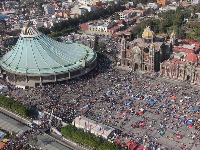 Más de tres mil policías participan en operativo 'Bienvenido Peregrino'