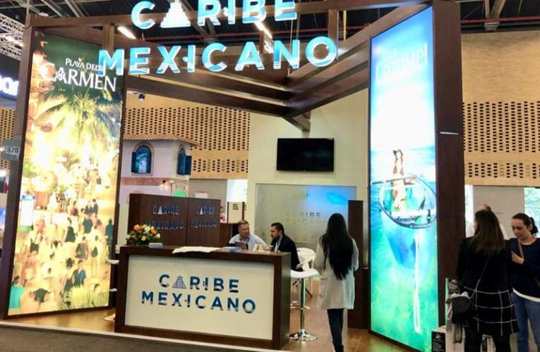 Caribe mexicano inicia participación en Vitrina Turística de Colombia