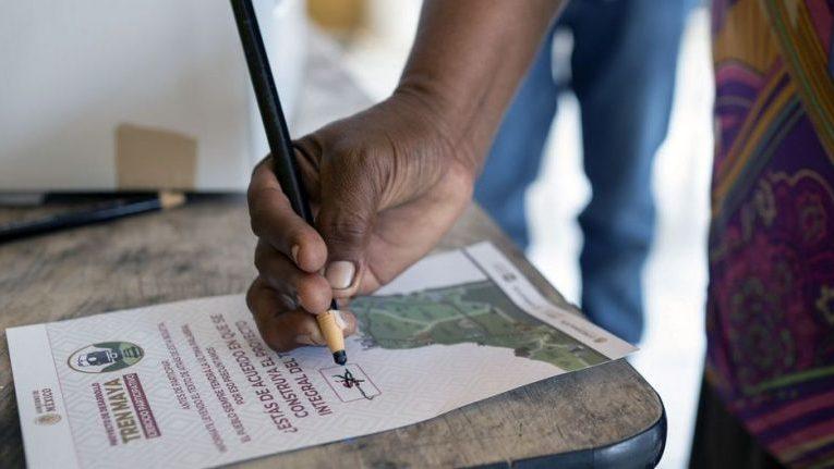 Consultas públicas sin participación en Quintana Roo