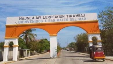Photo of Enfrentamiento deja 15 muertos en San Mateo del Mar, Oaxaca