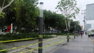 Photo of Cierran el parque de 'El Crucero' en Cancún debido a la aglomeración de la gente