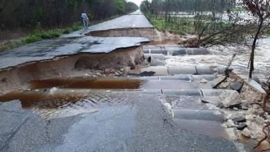 Photo of Tres cortes carreteros entre Escárcega y Chetumal provocan el cierre de la vía