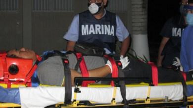 """Photo of Semar realiza evacuación médica de un tripulante del buque carguero """"Antoine""""al Noreste de Isla Mujeres"""