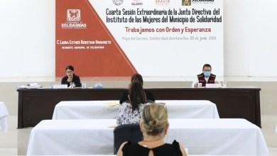 Photo of Cumple con transparencia Instituto de las Mujeres de Solidaridad