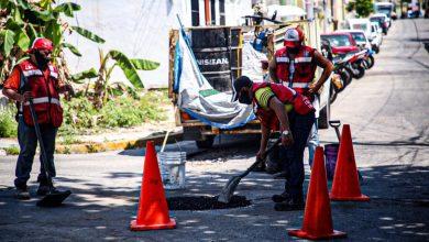 Photo of Reactiva gobierno de Isla Mujeres programa de bacheo