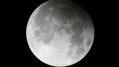 Photo of Cuándo y a qué hora podrás ver el eclipse penumbral de luna en México