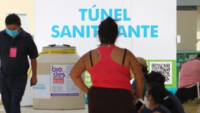 Photo of Quintana Roo suma 186 casos de COVID-19 y 14 defunciones en las últimas 24 horas