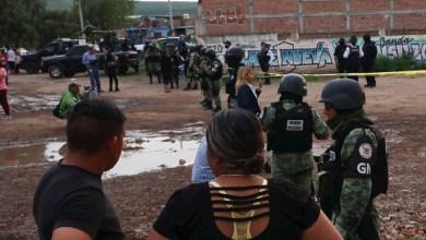 Photo of Detienen a tres presuntos autores del ataque en anexo de Irapuato, Guanajuato