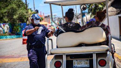 Photo of Llama gobierno de Isla Mujeres a frenar la propagación del coronavirus entre las familias isleñas