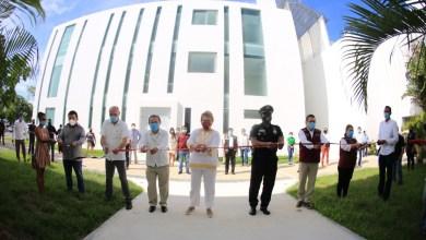 Photo of Gobierno de Solidaridad concluye sin endeudarse el Nuevo Palacio Municipal