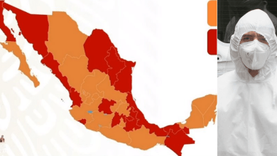 Photo of Semáforo 6-12 de julio en México: diecisiete entidades en color naranja, y quince en rojo